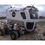 NASA訓練車輌